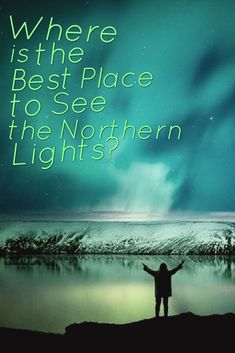 The Northern Lights have been fueling imaginations for millennia. Here are the four best places in the world to see the incredible Northern Lights. Finland Travel, Sweden Travel, Beautiful Places To Visit, Cool Places To Visit, Travel Pictures, Travel Photos, Hole In The Sky, See The Northern Lights, We Are The World