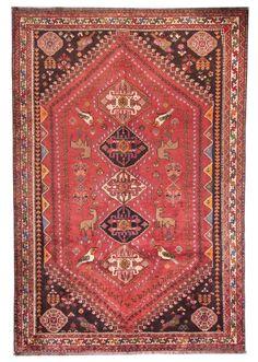 Teppiche  Moderno Tappeto Alfombra 345 x 220 cm Carpet perserteppich