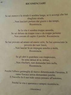 #italiano #filosofia #vita