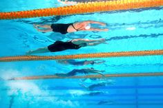 (L-R) Camille Muffat of France, Federica Pellegrini of Italy and Charlotte Bonnet of France compete during the Swimming Women's 200m Freestyle heat 5 on day eleven of the 15th FINA World Championships at Palau Sant Jordi on July 30, 2013 in Barcelona, Spain.