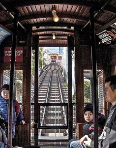 Angel's Flight Railway by E>mar, via Flickr
