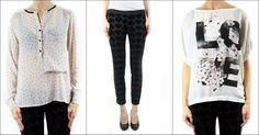 We love it !!!  http://www.fashionstory.pl/pl/p/Bluzka-SusyMix/41 http://www.fashionstory.pl/pl/p/Spodnie-Rinascimento/31