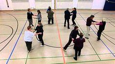 Seniorentanz Roundmixer seniors dancing