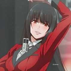 𝒊𝒌𝒊𝒔𝒉𝒊𝒎𝒂 — ♥️≀ ๋࣭ 𝐘𝐮𝐦𝐞𝐤𝐨 𝐉𝐚𝐛𝐚𝐦𝐢 || 𝐢𝐜𝐨𝐧𝐬 🂱 ;; Yandere Anime, Otaku Anime, Manga Anime, Arte Do Kawaii, Kawaii Anime, I Love Anime, Anime Guys, Miyuki Sawashiro, Anime Art Girl