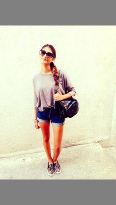 L.A cool. Follow celine rouben for more street style fashion!