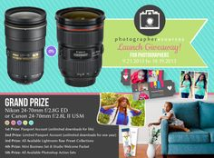 Victoria Peach Designs | Photographer Resources Launch Giveaway!