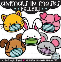 Special Education Classroom, Kids Education, Free Clipart For Teachers, Back To School Clipart, Cute Animals Images, Cute Clipart, Rainbow Sprinkles, Classroom Crafts, New Teachers