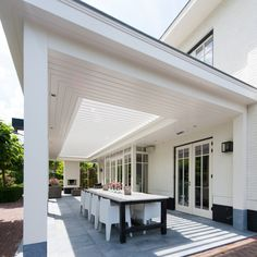 Livium Inspirator in outside living Louvre roofs and porches Livium - House Design, New Homes, Outdoor Rooms, Modern Pergola, Metal Outdoor Furniture, Pergola Designs, My Home, Outdoor Spaces, Indoor Design