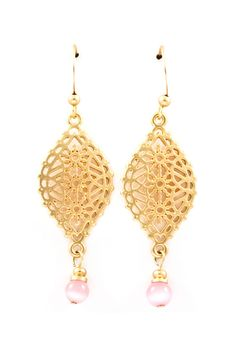 Vera Filigree Earrings