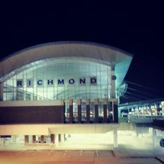 Richmond International Airport (RIC) in Richmond, VA