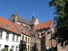Georgenkirche (Wismar) – Wikipedia