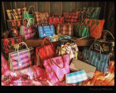 The beauty of Tenun Bugis Makassar by PRibuMI...