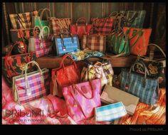 The beauty of Tenun Bugis Makassar by PRibuMI...