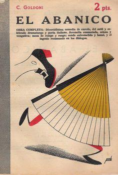 De 1940 a 1957, el ilustrador Manolo Prieto hizo las portadas de la revista literaria Novelas...