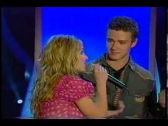 Britney Spears and Justin Timberlake (live surprise)