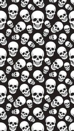 Coolest skull wallpaper for free. Coolest skull wallpaper for free. Skull Wallpaper Iphone, Goth Wallpaper, Cellphone Wallpaper, Pattern Wallpaper, Wallpaper Backgrounds, Wallpaper Caveira, Skull Artwork, Skeleton Art, Halloween Wallpaper