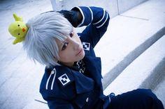 Prussia cosplay - Hetalia