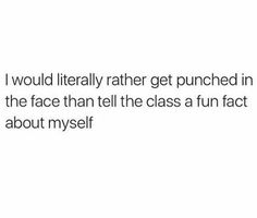 [Humor]Fun Facts about myself Funny Relatable Memes, Funny Quotes, Funny Tweets, Trauma, Punch In The Face, College Humor, I Can Relate, Mood Quotes, Story Of My Life