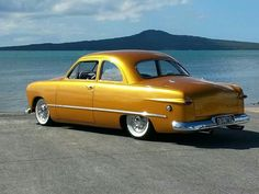 1949 Ford Coupe ''FZL387'' (Mike Watkins)