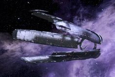 Supposedly constructed by the long-extinct Protheans, this colossal deep-space station serves as the capital of the Citadel Council.