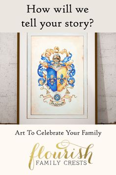 140 Best Family Crest Ideas images in 2019 | Family crest