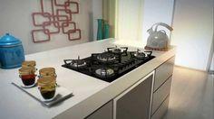 Assista o vídeo que apresenta detalhes do cooktop de embutir Fischer.