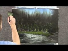 ▶ Paint with Kevin Hill - Quiet Creek - YouTube