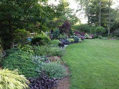 Barb's garden in Massachusetts   Fine Gardening