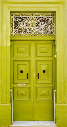 Victoria, Gozo, Malta door