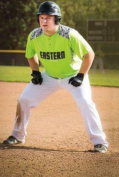 Holloway Bullpen Camo Baseball Jersey. Shop Awesome-Sports.Com