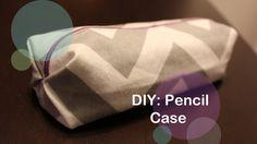 Pencil Case - sewing tutorial