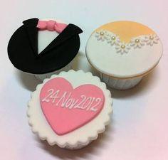 「cupcakes para bodas」的圖片搜尋結果