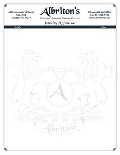 Take a look at Albitron's Appraisal Form! Jewelry Stores, Take That, Tapestry, Prints, Tapestries