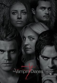 The Vampire Diaries - Season 7 Promotion - #TVD