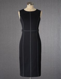 I've+spotted+this+@BodenClothing+Holborn+Dress+Black