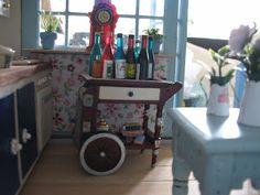 Mine dukkehuse: Min serveringsvogn 2