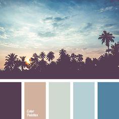Color Palette #2710