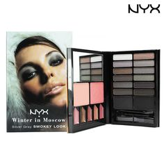 NYX Winter in Moscow Makeup Palette at 62% Savings off Retail!