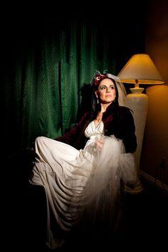 My steampunk wedding dress