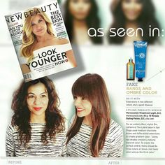 Thank you @NewBeauty for featuring our Miracle Styling Potion in your latest issue! #ItsA10 #TrulyMiracleHaircare