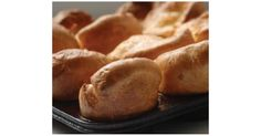 Recipe Yorkshire Puddings by Thermomix in Australia, learn to make this recipe easily in your kitchen machine and discover other Thermomix recipes in Baking - savoury. Yorkshire Pudding Tin, Yorkshire Pudding Recipes, Yorkshire Food, Beef Dishes, Food Dishes, Side Dishes, Main Dishes, Vegan Dishes, Meat Recipes