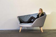Frigg sofa by Marianne Kleis | urdesign magazine