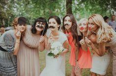Идеи для свадьбы #bridesmaids