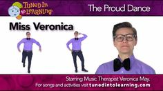 "Autism Kids Video: Learn the Emotion ""Proud"" from Miss Veronica (+playlist)"