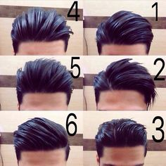 """8,324 Likes, 280 Comments - @menslifehairstyles on Instagram: """"Whats your fav style ? ✂ Cc @arsalan_barber  My Pages : ➡ @menslifefashion ➡ @menslifehairstyles .…"""""""