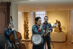 Luray performed at the Luce Foundation Center on 12/15/13.  #LuceUnplugged || http://americanart.si.edu/luce/unplugged