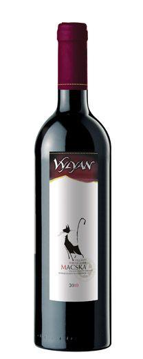 Vylyan Macska - 7 from 10. Nice, smooth wine.