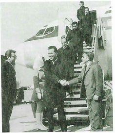 23 φεβρουαρίου 1972 αφιξη πρωτου αεροσκάφους boing-720
