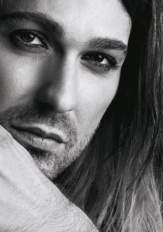 What would you do if you had to answer to this face everyday?  David Garrett  ❤ goes boom, boom!