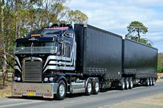 Coe Kenworth custom K200 Train Truck, Road Train, Kenworth Trucks, Chevy Trucks, Peterbilt, Show Trucks, Big Rig Trucks, Custom Big Rigs, Custom Trucks